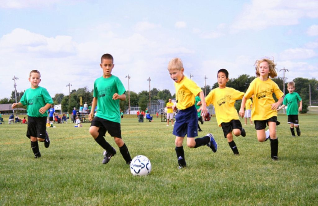 Successful Athletes - Soccer and Dodging ball Camp Schedules April 2016